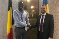 Collaboration with Belgian  Embassy in Rwanda